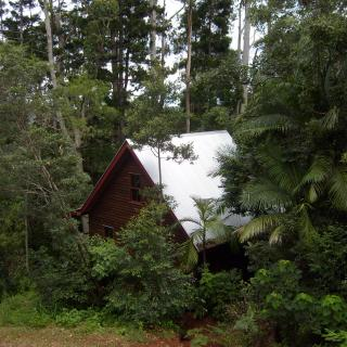 Turkey's Nest Rainforest Cottages 1780, Mount Glorious Road, Mount Glorious, Queensland