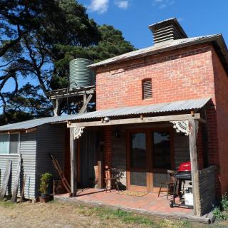 Grampians Historic Tobacco Kiln 1832, Mill Road, Moutajup, Victoria