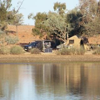 The Lake, Quilpie