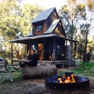 Brooklyn Hill Tiny House Mt Stanley Rd, Stanley VIC 3747, Australia