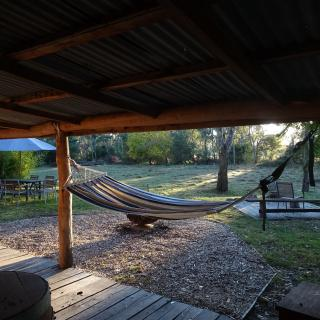 Blackwood Cabin 671 Benalla-Whitfield Rd, Greta South VIC 3675, Australia