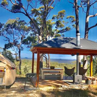 Wombat Ridge Bush Pavilion